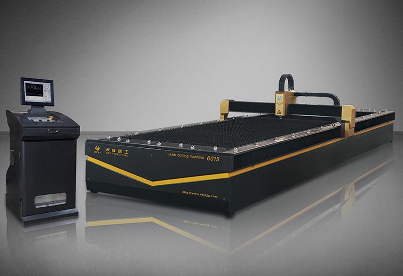 新一代光纖激光切割機-戰斧F5